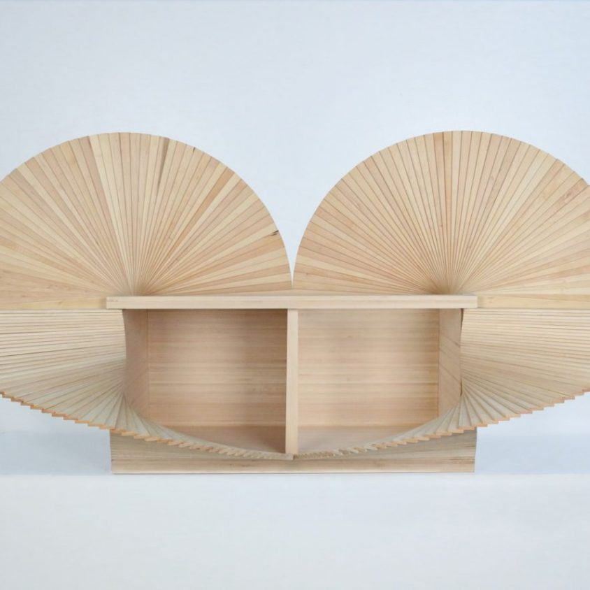 """Breaking the box"", el mobiliario desplegable de Sebastian ErraZuriz 18"