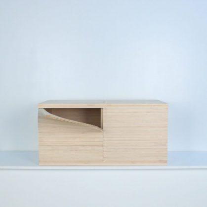 """Breaking the box"", el mobiliario desplegable de Sebastian ErraZuriz 20"