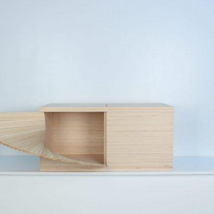"""Breaking the box"", el mobiliario desplegable de Sebastian ErraZuriz 21"