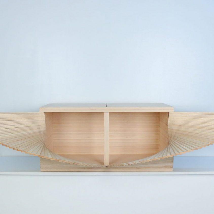 """Breaking the box"", el mobiliario desplegable de Sebastian ErraZuriz 19"