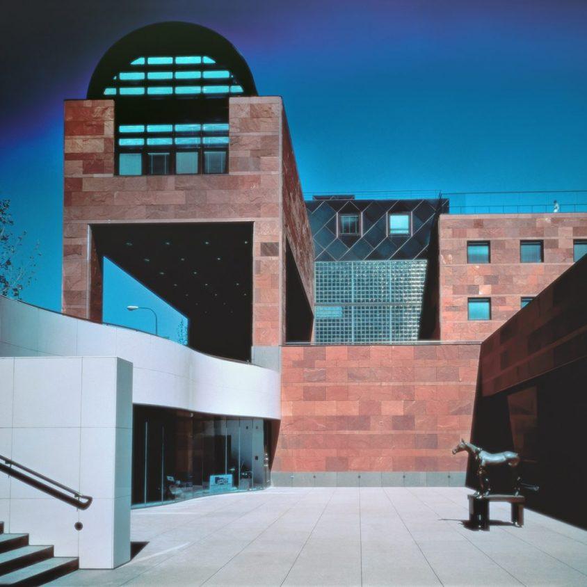 El premio Pritzker de Arquitectura 2019 es para Arata Isozaki 10