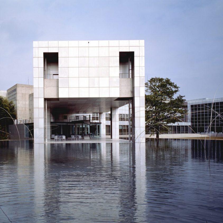 El premio Pritzker de Arquitectura 2019 es para Arata Isozaki 11