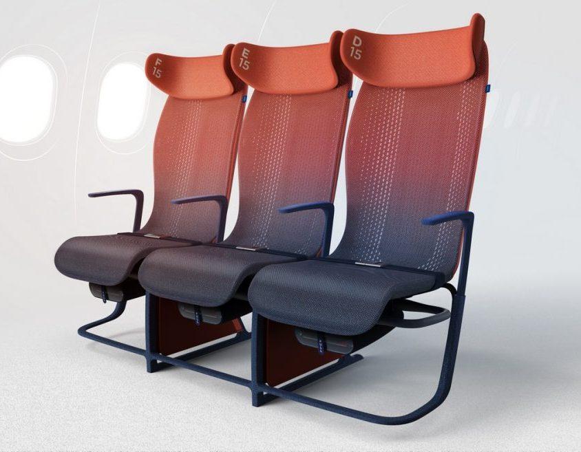 El asiento inteligente de Layer 1