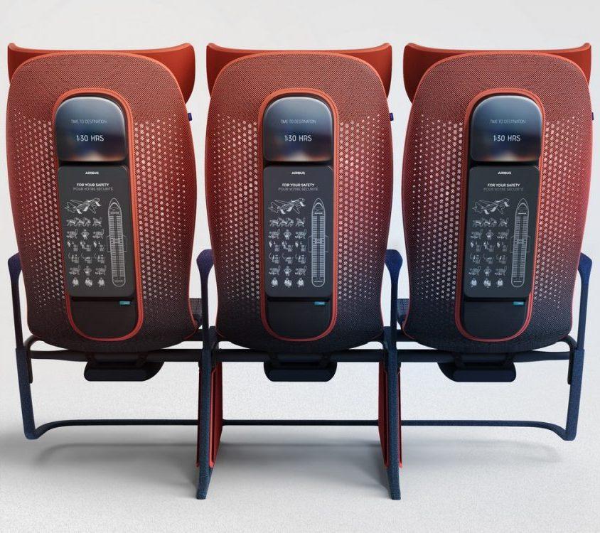 El asiento inteligente de Layer 12