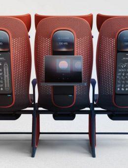 El asiento inteligente de Layer 17