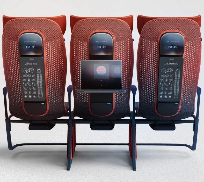 El asiento inteligente de Layer 13