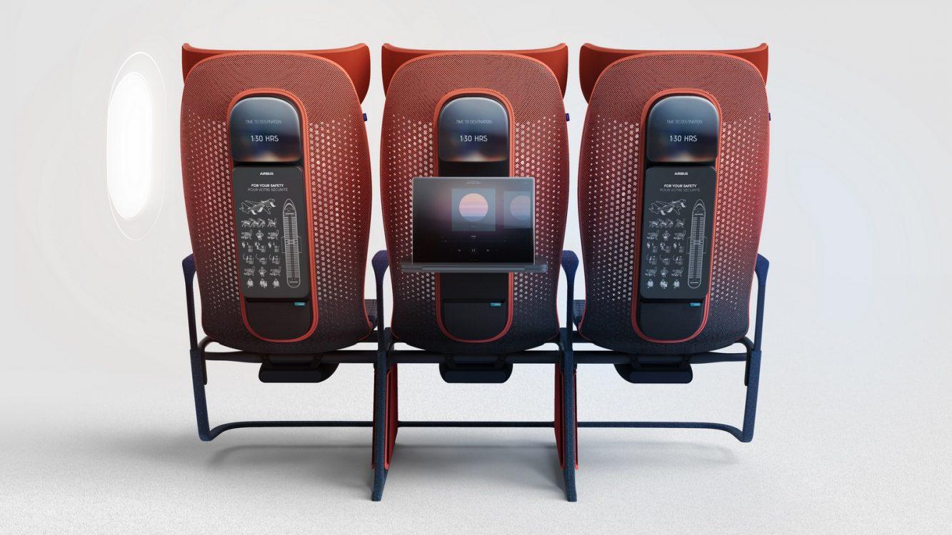 El asiento inteligente de Layer 16