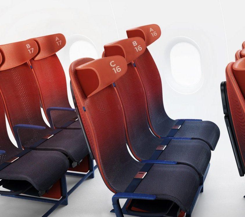 El asiento inteligente de Layer 8
