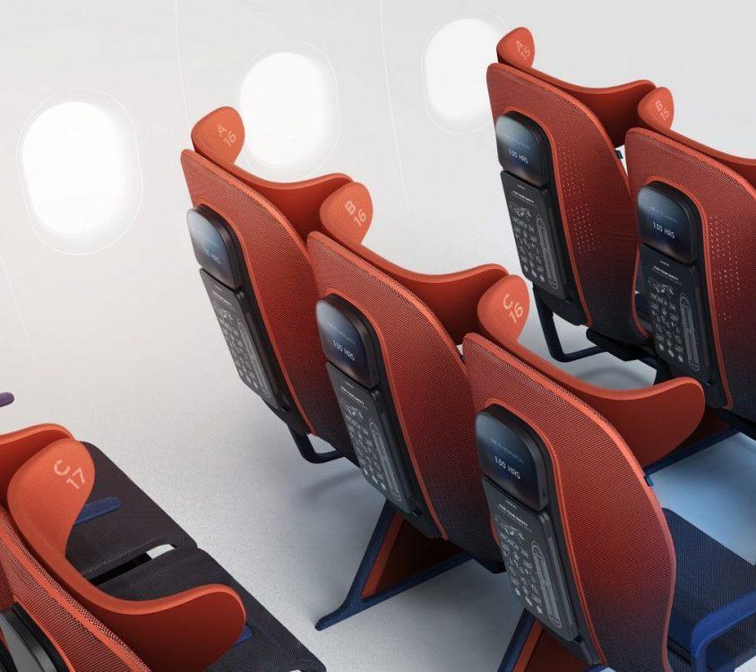 El asiento inteligente de Layer 9