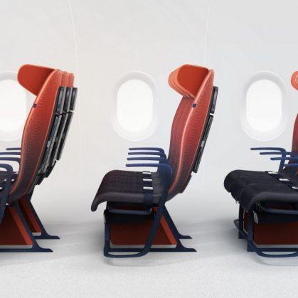 El asiento inteligente de Layer 11