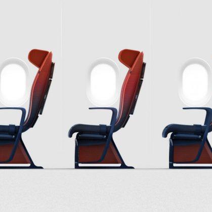 El asiento inteligente de Layer 10