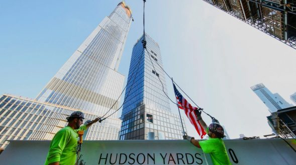 Apertura de Hudson Yards 4
