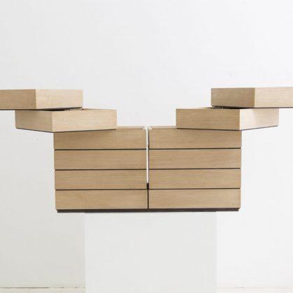 """Breaking the box"", el mobiliario desplegable de Sebastian ErraZuriz 8"