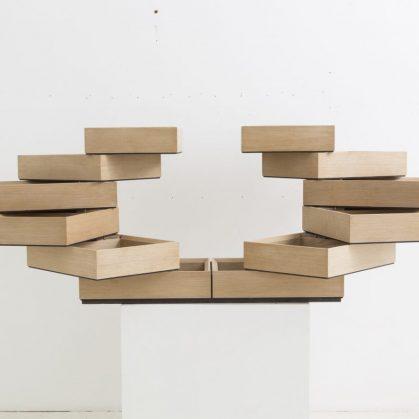 """Breaking the box"", el mobiliario desplegable de Sebastian ErraZuriz 9"