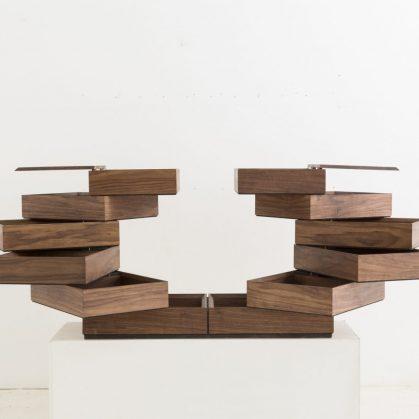 """Breaking the box"", el mobiliario desplegable de Sebastian ErraZuriz 3"