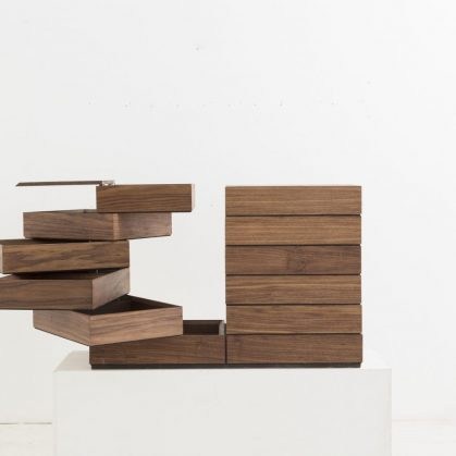 """Breaking the box"", el mobiliario desplegable de Sebastian ErraZuriz 2"