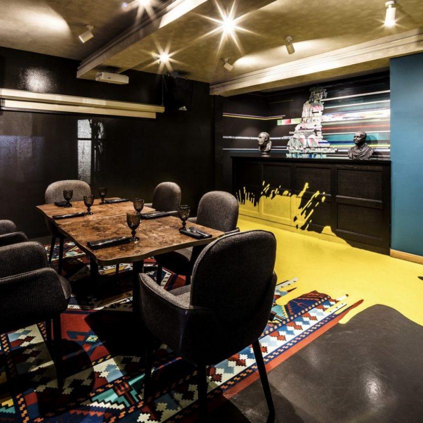 Un espacio multifuncional a partir de una biblioteca 20