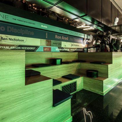 Un espacio multifuncional a partir de una biblioteca 15