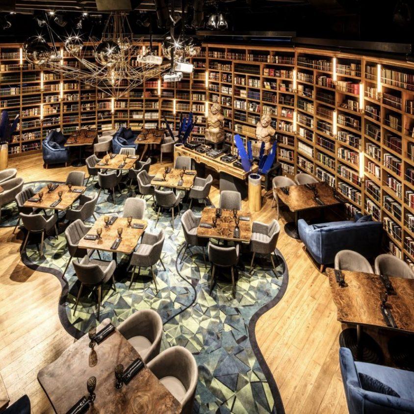 Un espacio multifuncional a partir de una biblioteca 11