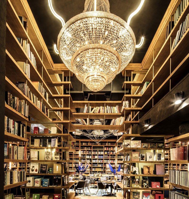 Un espacio multifuncional a partir de una biblioteca 13