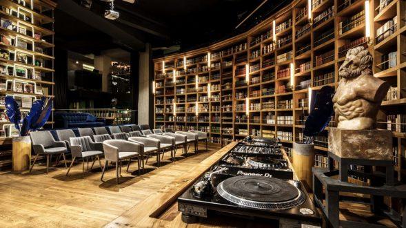Un espacio multifuncional a partir de una biblioteca 22