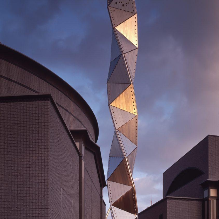 El premio Pritzker de Arquitectura 2019 es para Arata Isozaki 2