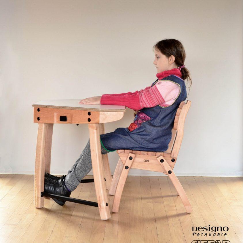 """Mobiliario escolar """"Tierra del Fuego"""" 1"""
