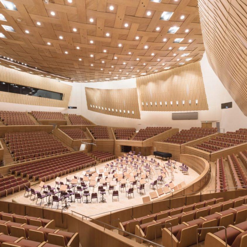 El premio Pritzker de Arquitectura 2019 es para Arata Isozaki 17