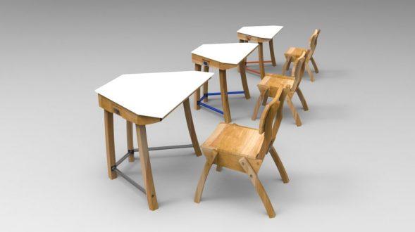 """Mobiliario escolar """"Tierra del Fuego"""" 7"""
