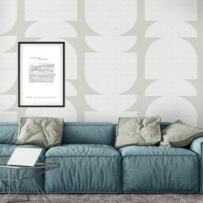 Las mejores tendencias en Empapelados refrescan las paredes 11
