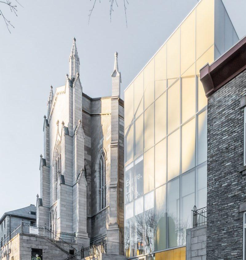 La Casa de la Literatura de Québec 1