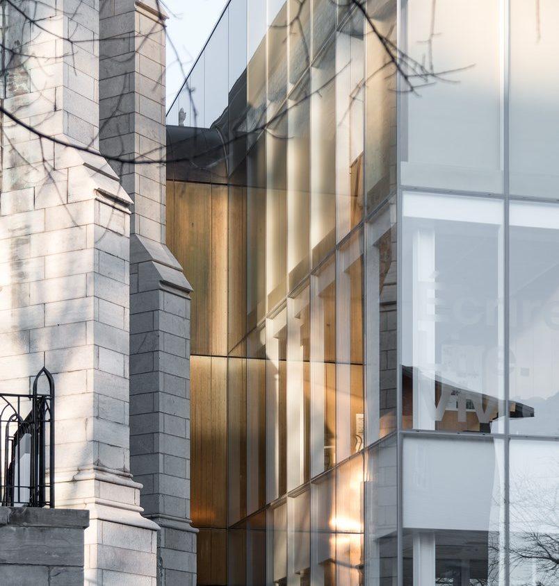 La Casa de la Literatura de Québec 8