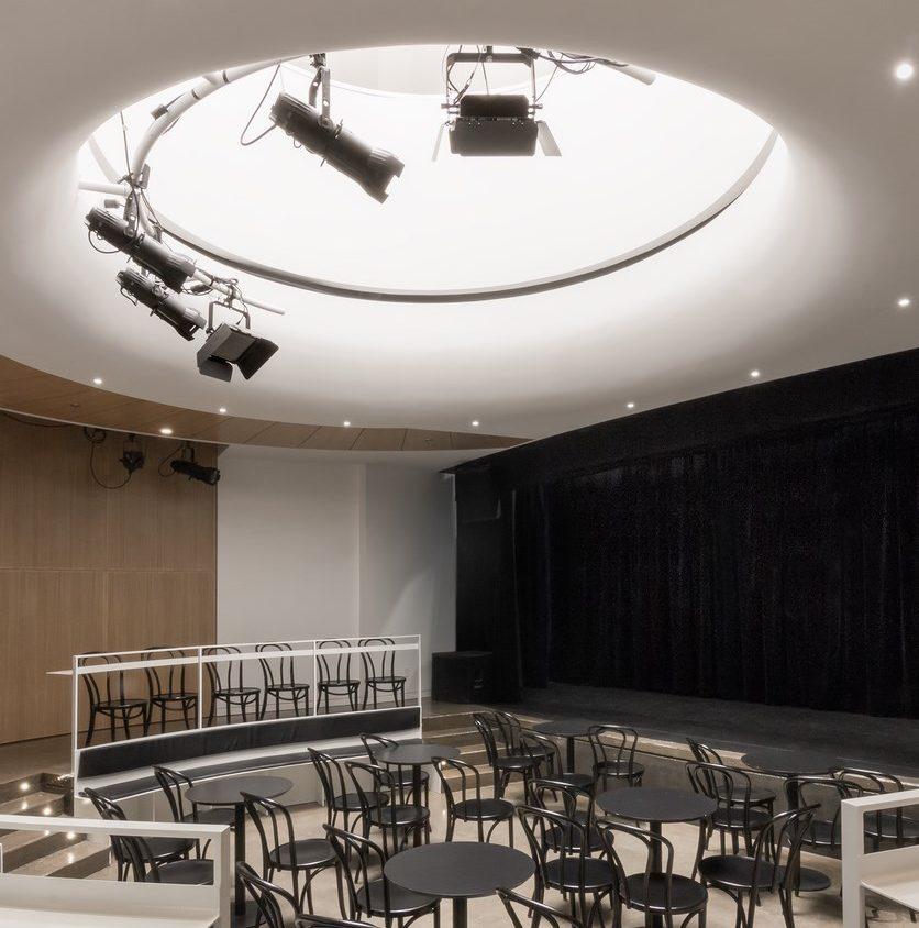 La Casa de la Literatura de Québec 12