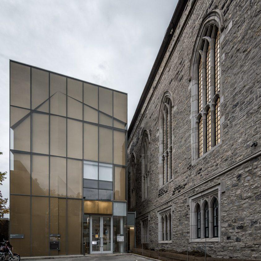 La Casa de la Literatura de Québec 16