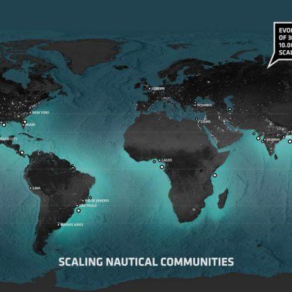 Una comunidad flotante para el futuro 19