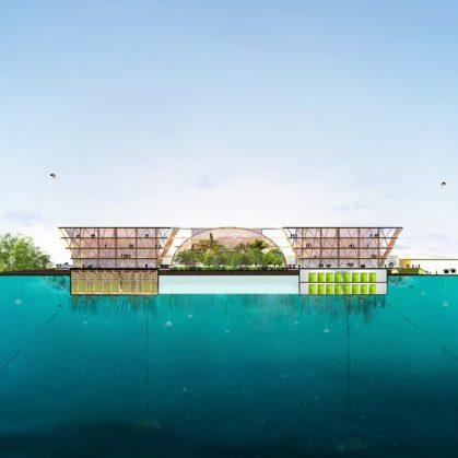 Una comunidad flotante para el futuro 3