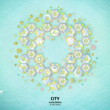 Una comunidad flotante para el futuro 8
