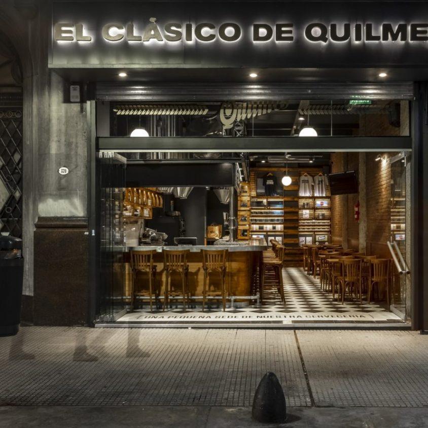 El Clásico de Quilmes 1