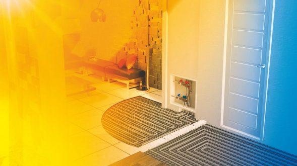 Sistema PEX de Calefacción Tigre 12