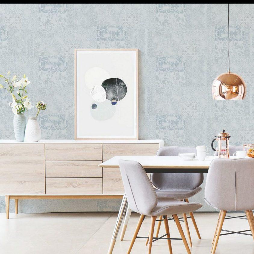 Las mejores tendencias en Empapelados refrescan las paredes 6