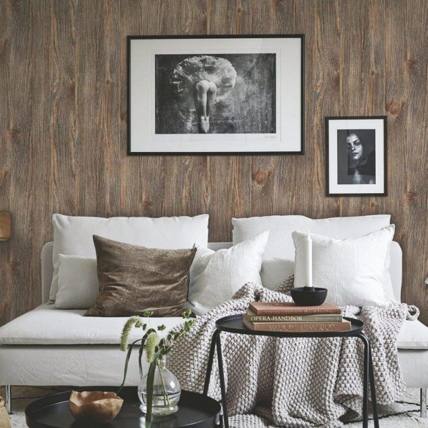 Las mejores tendencias en Empapelados refrescan las paredes 12