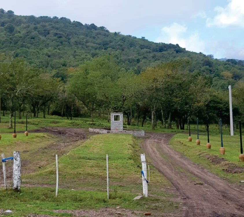 La vida junto a la naturaleza en Portezuelo 6