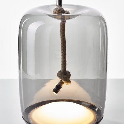 Artesanía checa en las lámparas Knot 6