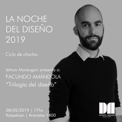 """Llega """"La Noche del Diseño"""" 2019 2"""