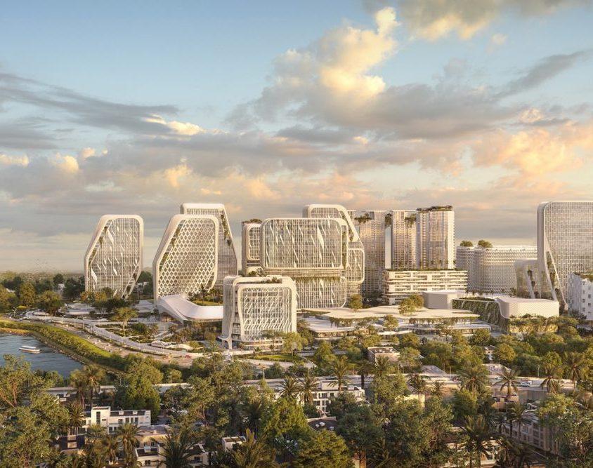 El futuro de la India es Karle Town Center 1