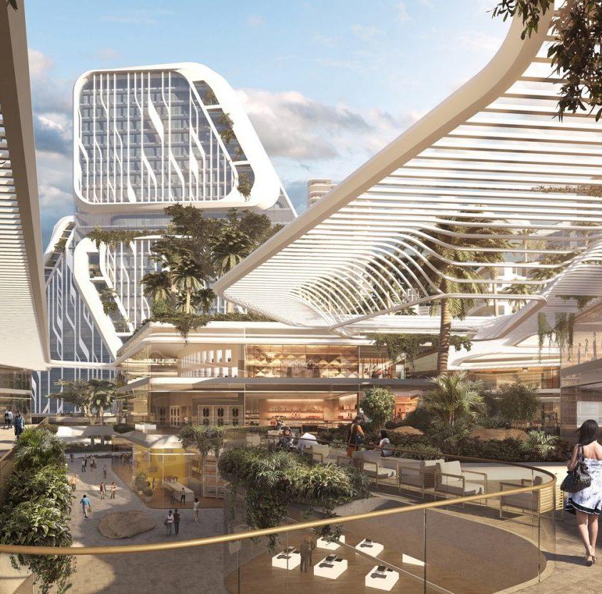 El futuro de la India es Karle Town Center 11