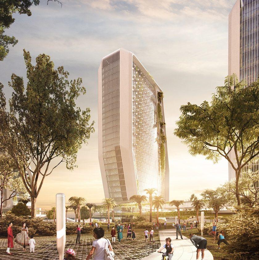 El futuro de la India es Karle Town Center 13