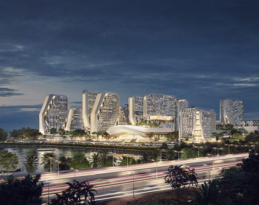 El futuro de la India es Karle Town Center 2