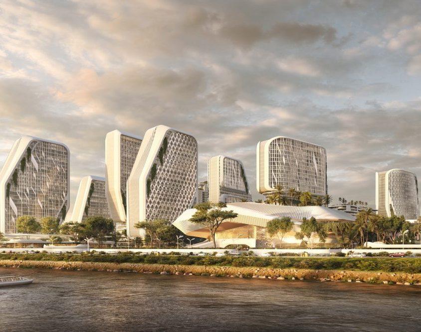 El futuro de la India es Karle Town Center 12