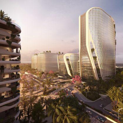 El futuro de la India es Karle Town Center 5